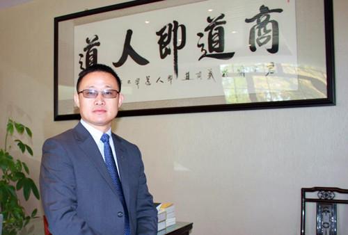 对话皇派门窗总经理朱福庆