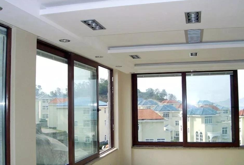 铝合金门窗渗漏的原因及治理方法