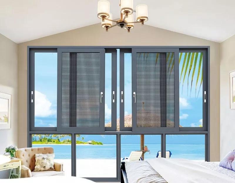 如何提高铝合金门窗的抗风压性?