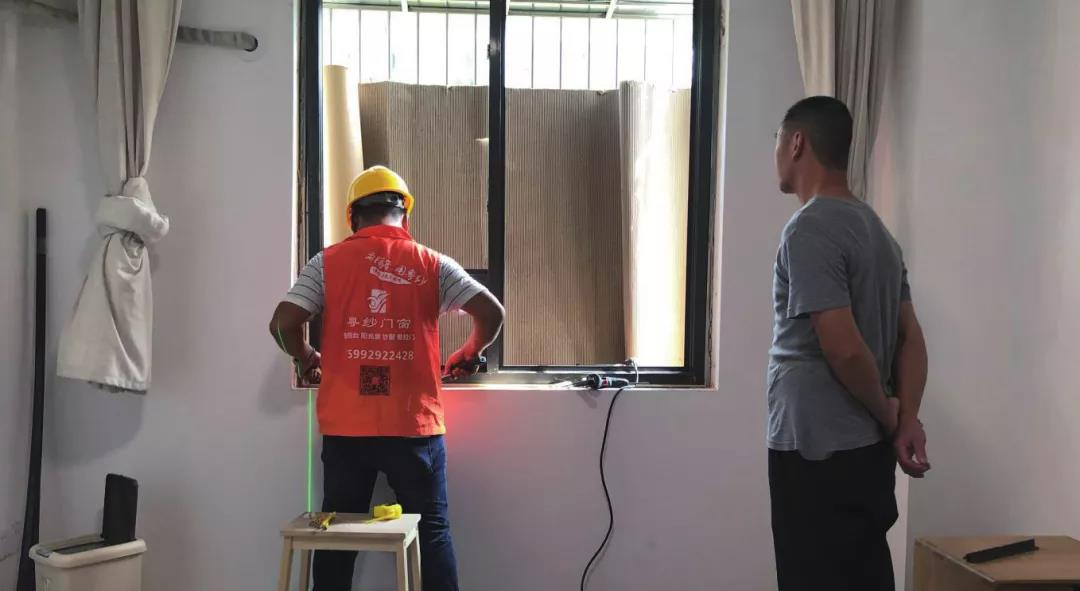 铝合金门窗施工质量注意事项
