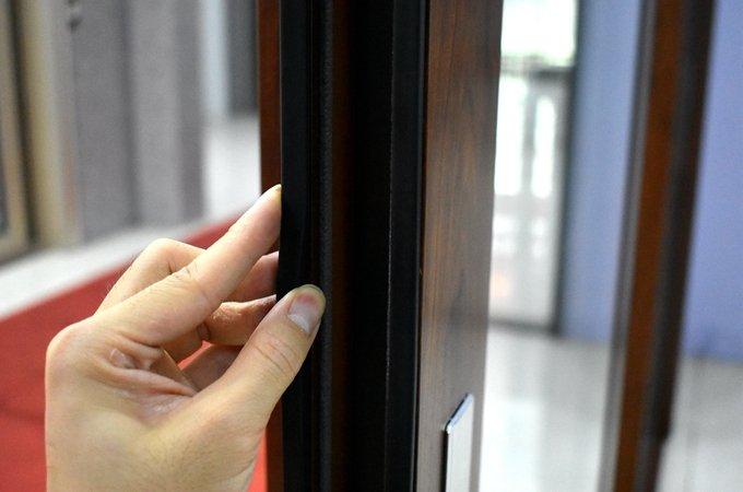 断桥铝门窗用几种胶条