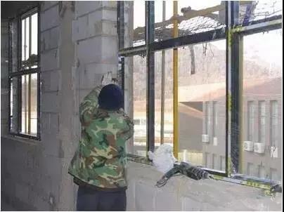 门窗安装质量通病及防治方案汇总2
